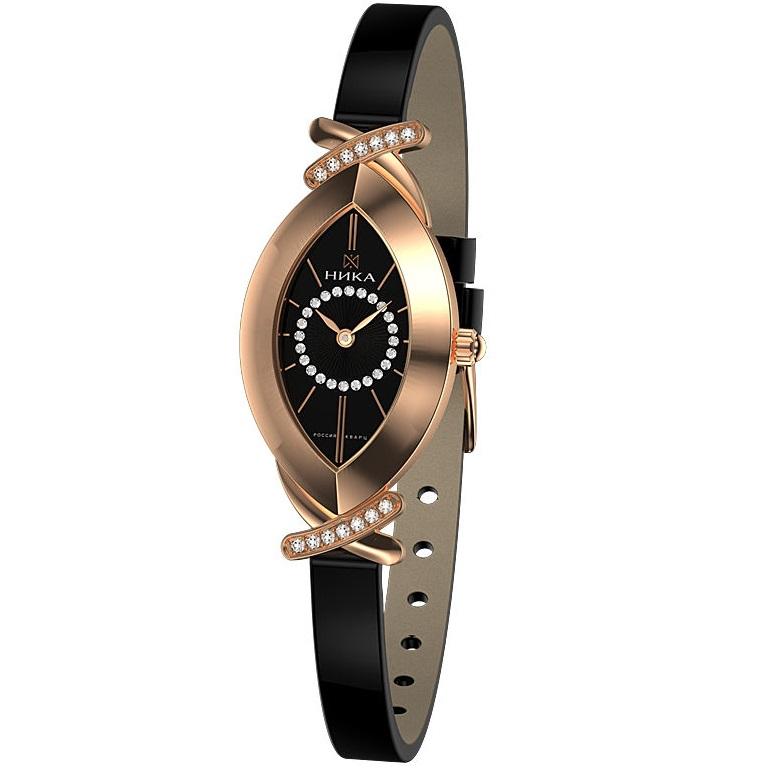 Золотые часы НИКА Маркиза 0784.2.1.56