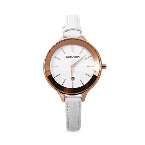 Часы наручные Romanson RL 4208 LR(WH)WH