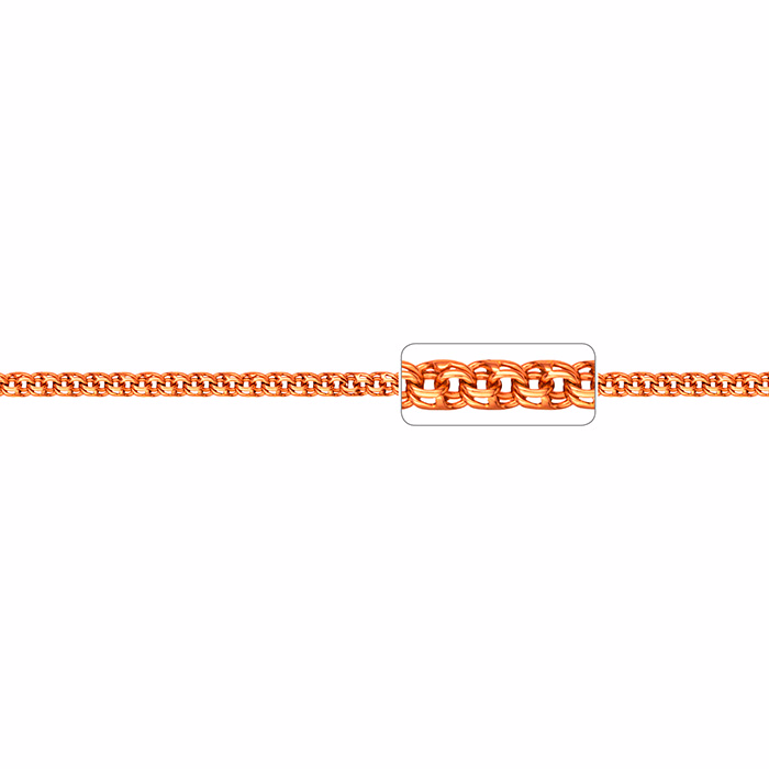 Браслет, плетение Бисмарк, 5 мм