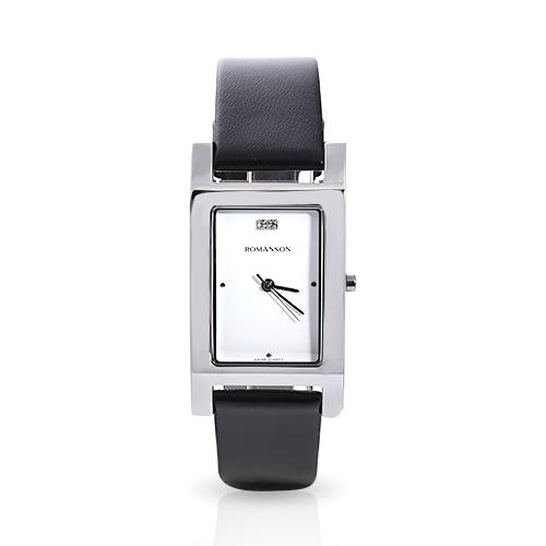 Часы наручные Romanson DL 9198S MW(WH)