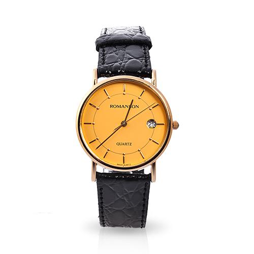 Часы наручные Romanson NL 1120S MG(GD)