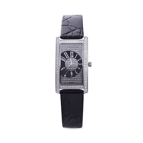Серебряные часы НИКА Олимпия 0551.2.9.58