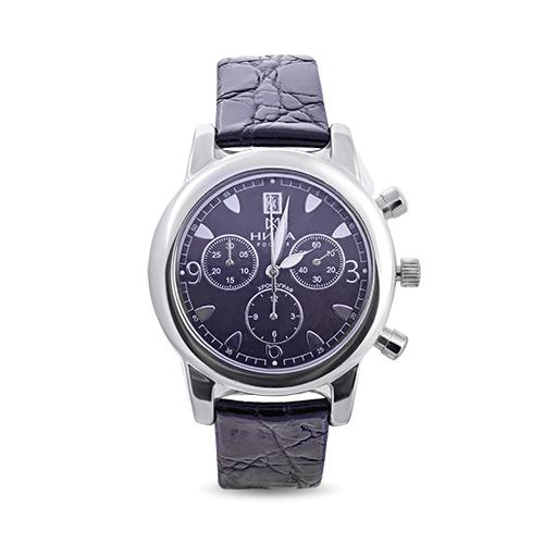 Серебряные часы НИКА Weekend 1806.0.9.54
