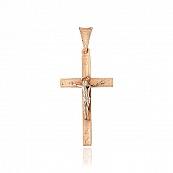 Крест ручная гравировка односторонняя